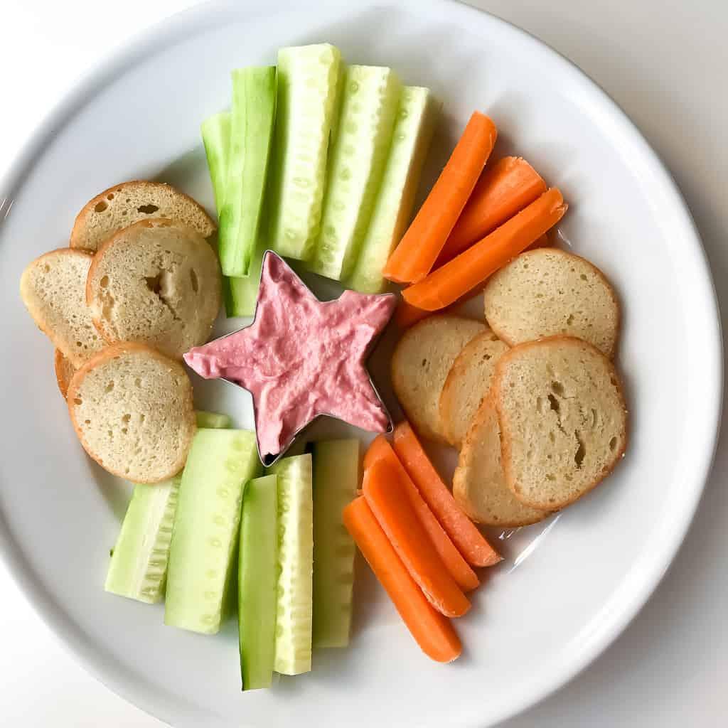 Kid-Friendly Hidden Veggie Dips | mamaknowsnutrition.com