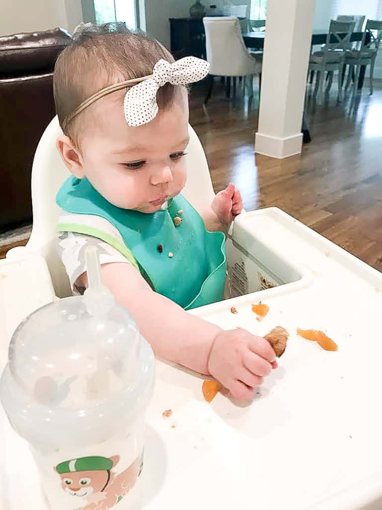 Feed Baby With Confidence | mamaknowsnutrition.com