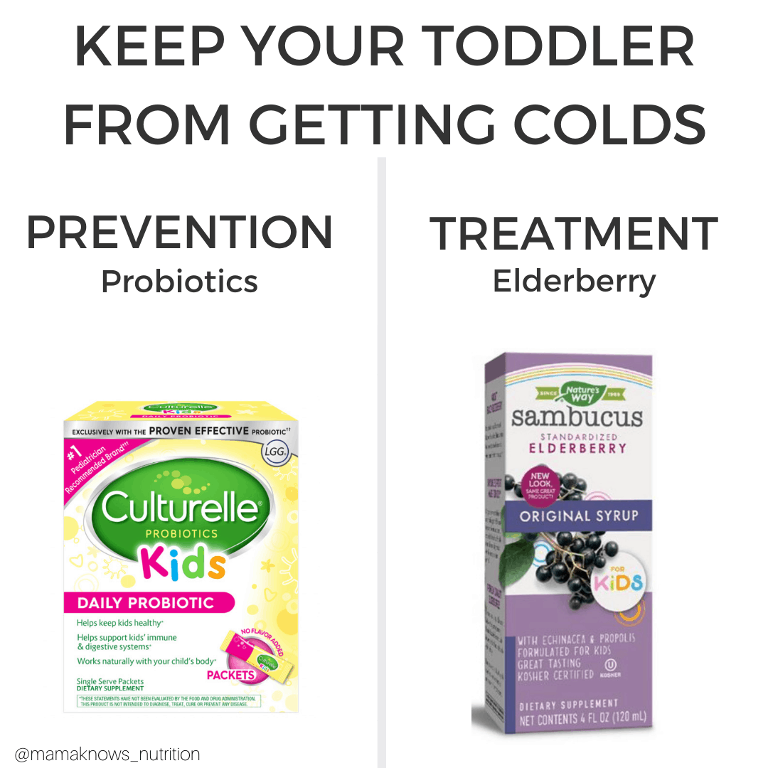 Food For Sick Toddlers