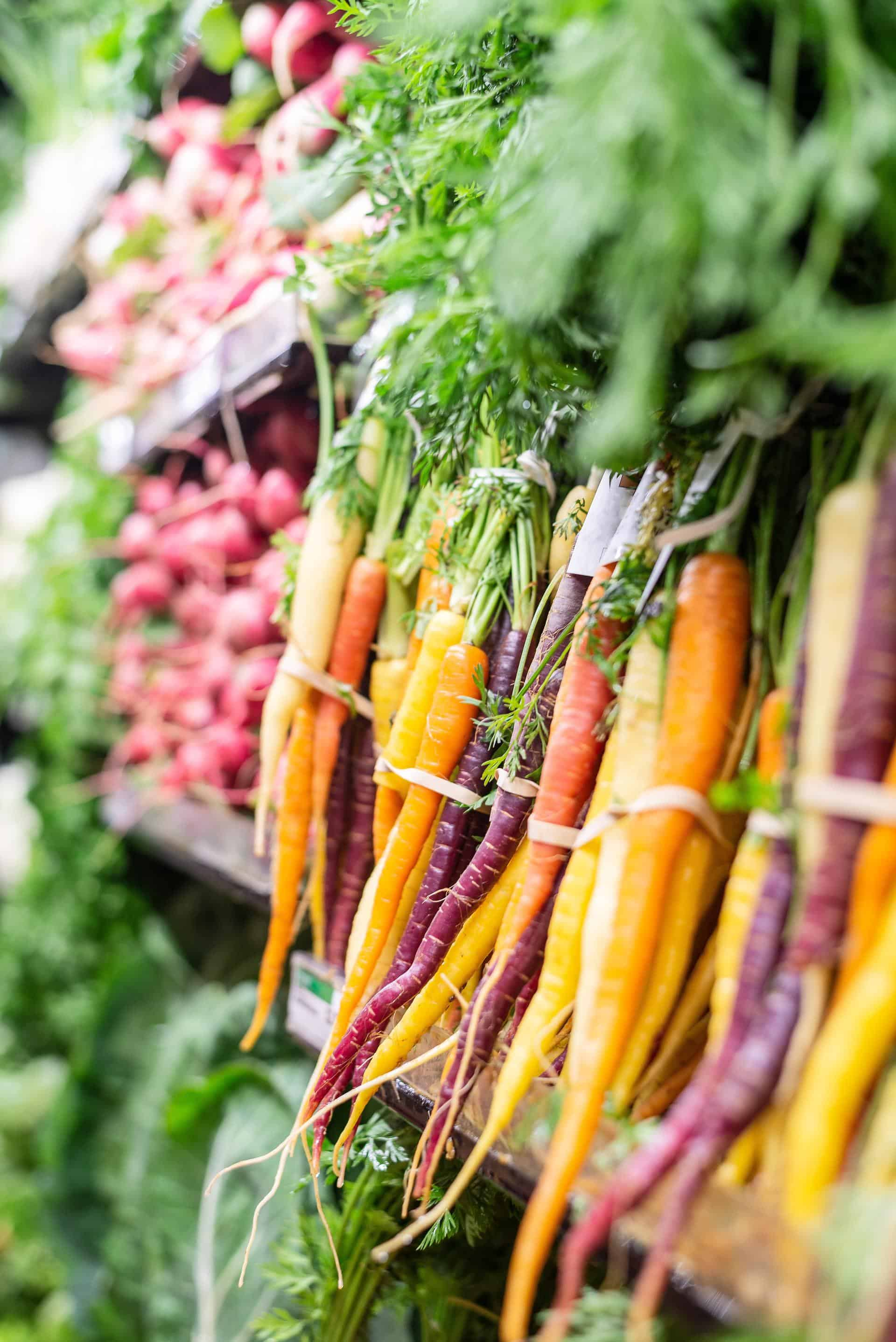 Vegetables for picky eaters
